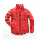 Image of The North Face Australia Juicy Red/Juicy Red WOMEN'S VENTRIX JACKET