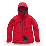 Image of The North Face Australia FIERY RED WOMEN'S SUMMIT L5 GTX PRO JACKET