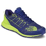 Image of The North Face Australia BRIT BLUE/DAYGLO YELLOW MEN'S ULTRA ENDURANCE II