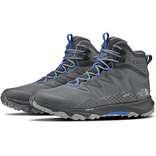 Image of The North Face Australia DARK SHADOW GREY/TURKISH SEA MEN'S UTRA FASTPACK III MID GTX