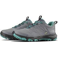 Image of The North Face Australia ZINC GREY/PORCELAIN GREEN WOMEN'S ULTRA FASTPACK III GTX