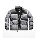 Image of The North Face Australia TNF MEDIUM GREY HEATHER MEN'S 1996 RETRO NUPTSE JACKET