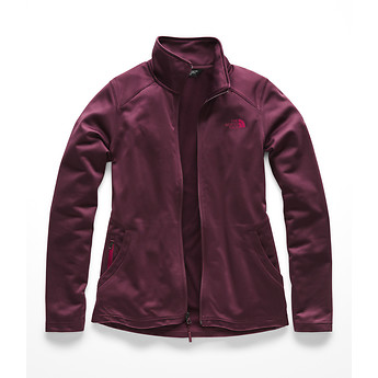 Image of The North Face Australia  WOMEN'S TECH MEZZALUNA FULL ZIP
