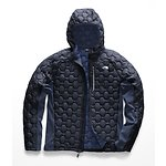 Image of The North Face Australia URBAN NAVY/SHADY BLUE MEN'S IMPENDOR THERMOBALL™ HYBRID HOODIE