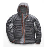 Image of The North Face Australia VANADIS GREY/VANADIS GREY MEN'S IMPENDOR DOWN HYBRID HOODIE