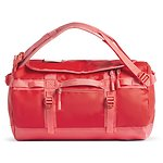 Image of The North Face Australia Juicy Red-Spiced Coral BASE CAMP DUFFEL - XS