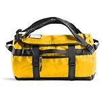 Image of The North Face Australia SUMMIT GOLD/TNF BLACK BASE CAMP DUFFEL - XS