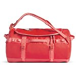 Image of The North Face Australia Juicy Red-Spiced Coral BASE CAMP DUFFEL - S