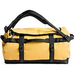 Image of The North Face Australia SUMMIT GOLD/TNF BLACK BASE CAMP DUFFEL - S