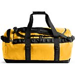 Image of The North Face Australia SUMMIT GOLD/TNF BLACK BASE CAMP DUFFEL - M
