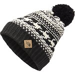 Image of The North Face Australia Weathered Black/Vintage White Multi FAIR ISLE BEANIE