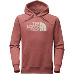 Image of The North Face Australia BOSSANOVA RED HEATHER/VINTAGE WHITE MEN'S HALF DOME HOODIE