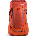 Image of The North Face Australia Zion Orange-Shady Blue YOUTH TERRA 55