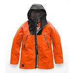 Image of The North Face Australia Persian Orange/TNF Black MEN'S CEPTOR JACKET