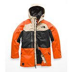 Image of The North Face Australia Persian Orange/TNF Black/Kelp Tan MEN'S REPKO JACKET