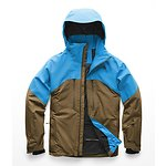 Image of The North Face Australia Hyper Blue/Beech Green MEN'S POWDER GUIDE JACKET