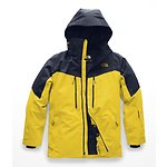 Image of The North Face Australia Leopard Yellow/Urban Navy MEN'S CHAKAL JACKET
