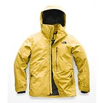 Image of The North Face Australia LEOPARD YELLOW MEN'S MACHING JACKET