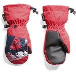 Image of The North Face Australia Atomic Pink/Atomic Pink Digi Floral Print/Blue Wing Teal YOUTH MONTANA GORE-TEX® MITT