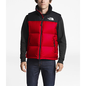db610a4f8d Image of The North Face Australia MEN'S 1996 RETRO NUPTSE VEST. Image of  The North Face Australia TNF RED ...