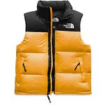 Image of The North Face Australia ZINNIA ORANGE MEN'S 1996 RETRO NUPTSE VEST