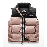 Image of The North Face Australia Misty Rose WOMEN'S 1996 RETRO NUPTSE VEST