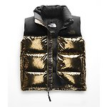 Image of The North Face Australia Metallic Copper WOMEN'S 1996 RETRO NUPTSE VEST