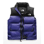 Image of The North Face Australia Aztec Blue WOMEN'S 1996 RETRO NUPTSE VEST