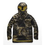 Image of The North Face Australia TNF Black Solar Flare Print MEN'S CRYOS 3L NEW WINTER CAGOULE