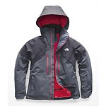 Image of The North Face Australia Periscope Grey/Grisaille Grey WOMEN'S POWDER GUIDE JACKET