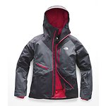 Image of The North Face Australia Periscope Grey/Grisaille Grey WOMEN'S LOSTRAIL JACKET