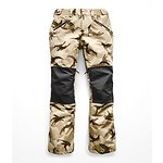 Image of The North Face Australia Kelp Tan Dpm Print/TNF Black WOMEN'S ABOUTADAY PANT