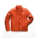 Image of The North Face Australia Zion Orange Matte MEN'S THERMOBALL™ JACKET