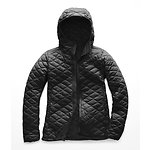 Image of The North Face Australia TNF Black Matte WOMEN'S THERMOBALL™ HOODIE