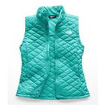 Image of The North Face Australia Kokomo Green Matte WOMEN'S THERMOBALL™ VEST