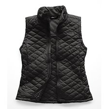 Image of The North Face Australia TNF Black Matte WOMEN'S THERMOBALL™ VEST