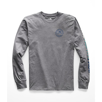 Image of The North Face Australia  MEN'S LONG-SLEEVE GRADIENT TEE