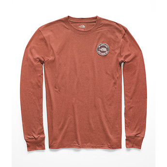 Image of The North Face Australia  MEN'S LONG-SLEEVE GRAPHIC PATCH TEE