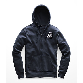 Image of The North Face Australia  MEN'S FULL ZIP PATCHES HOODIE