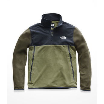 Image of The North Face Australia  MEN'S GLACIER ALPINE 1/4 ZIP