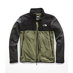 Image of The North Face Australia Four Leaf Clover-TNF Black-Asphalt Grey MEN'S GLACIER ALPINE JACKET