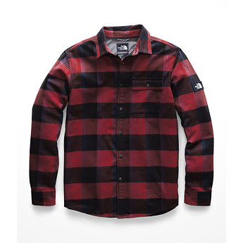 Image of The North Face Australia  MEN'S LONG-SLEEVE STAYSIDE SHIRT