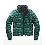 Image of The North Face Australia Botanical Garden Green WOMEN'S HOLLADOWN CROP JACKET