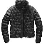 Image of The North Face Australia TNF BLACK WOMEN'S HOLLADOWN CROP JACKET