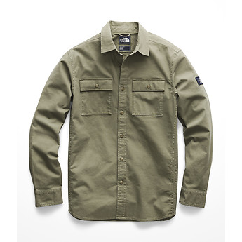 Image of The North Face Australia  MEN'S LONG-SLEEVE BATTLEMENT UTILITY SHIRT