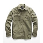 Image of The North Face Australia FOUR LEAF CLOVER MEN'S LONG-SLEEVE BATTLEMENT UTILITY SHIRT