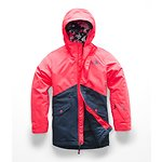 Image of The North Face Australia ROCKET RED GIRLS' FREEDOM INSULATED JACKET