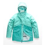 Image of The North Face Australia MINT BLUE GIRLS' FREEDOM INSULATED JACKET
