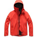 Image of The North Face Australia FIERY RED/ASPHALT GREY MEN'S APEX FLEX GTX 3.0 JACKET
