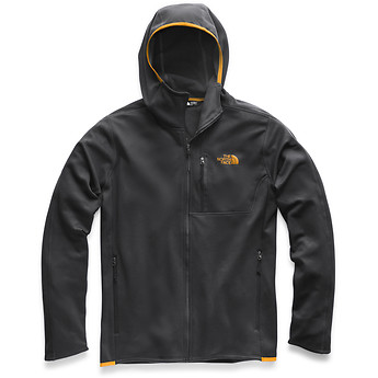 0eff6922730 Image of The North Face Australia MEN S CANYONLANDS HOODIE. Image of The  North Face Australia Asphalt Grey-Zinnia Orange ...